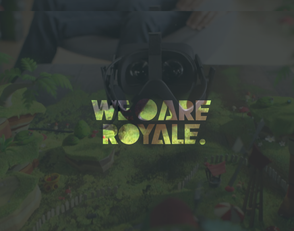 Studio we are Royale