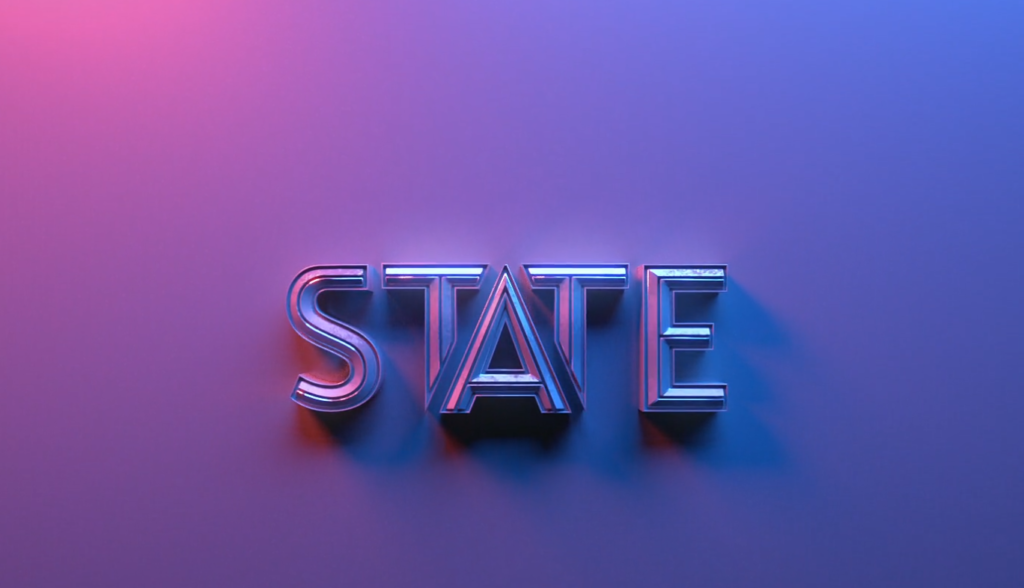 Studio State and design