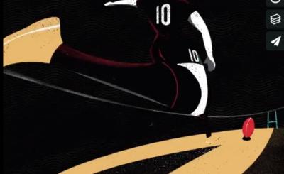 Le coup de coeur vidéo : Guiness 6 Nations